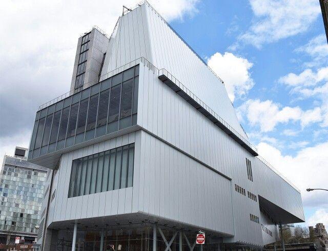 The Whitney museum,  NYC, Renzo Piano