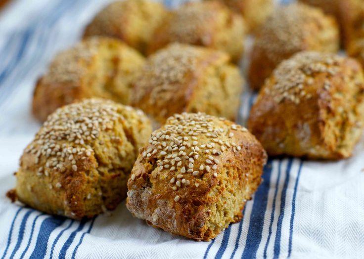 Nordstrands glutenfrie proteinrundstykker