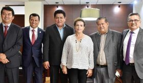 Instala 63 Legislatura Comisión Especial de Atención a Periodistas