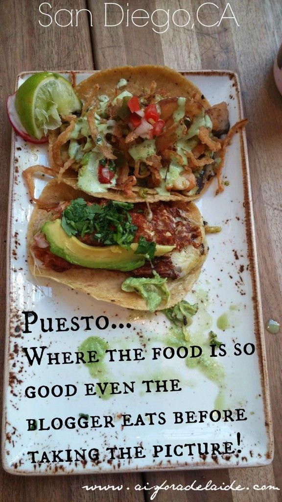 Where to Eat in San Diego #lpaSD2014 #travel #foodie #food