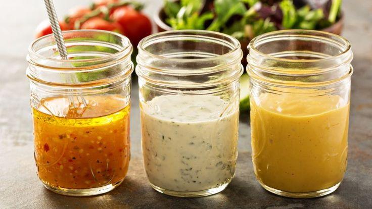 Salatove dresingy | Recepty.sk