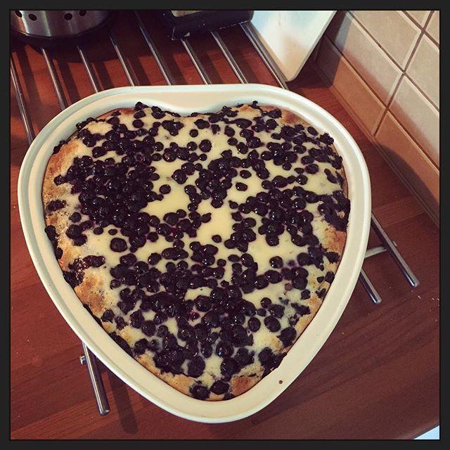 #leivojakoristele #mustikkahaaste Kiitos @sonuahhh