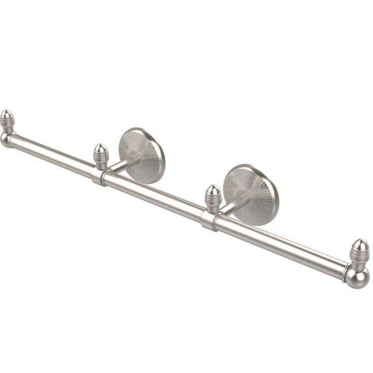 Allied Brass Monte Carlo Collection 3-Arm Guest Towel Holder in