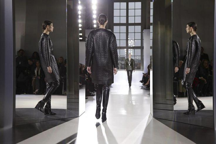 Balenciaga Ready To Wear Fall Winter 2014 Paris