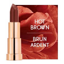 Discover Yves Rocher Grand Rouge in Hot Brown! Découvrez Grand Rouge en Brun ardent  ! @Yves Rocher Canada #GrandRougeMoment  #yvesrocher