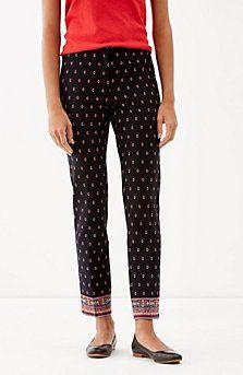 premium bi-stretch pants