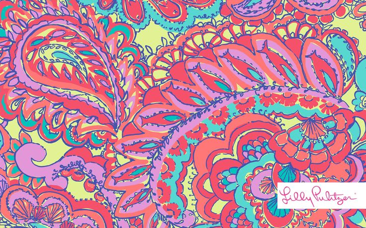 Feelin 39 groovy desktop wallpaper lilly pulitzer prints - Simply southern backgrounds ...