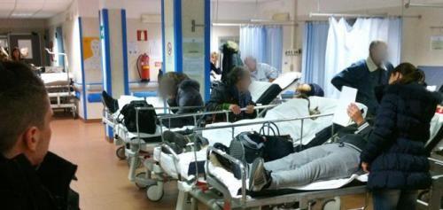 Liguria: #Galliera e #San Martino pronto soccorso sotto assedio e senza letti | (link: http://ift.tt/2im7mMO )