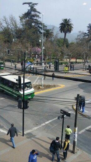 Plaza de Armas, Melipilla.