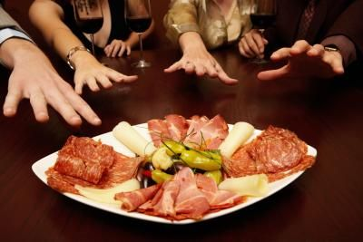 What Kind of Cheese Can I Serve on an Antipasto Platter?