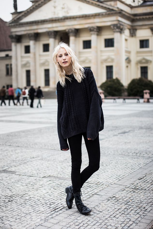 40 Outfits That Prove Berlin Has the Best StreetStyle | perrrrrrrrrfect StyleCaster
