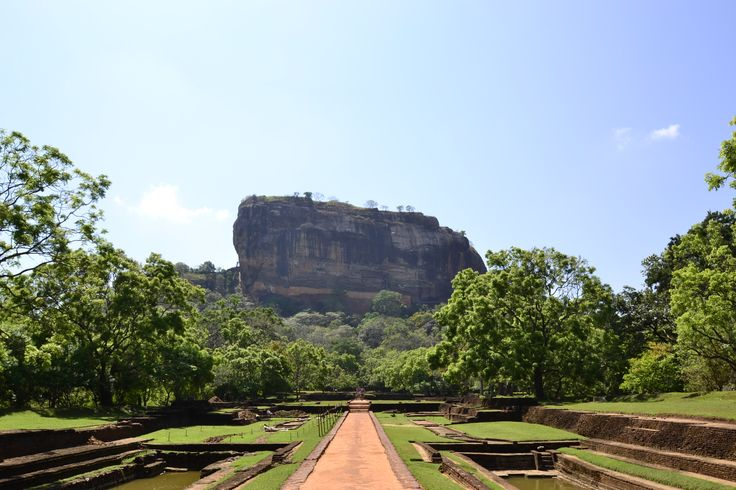 Sigiriya also known as the Lion Rock, Dambulla - Sri Lanka. Cocotraie Magazine Issue 14.