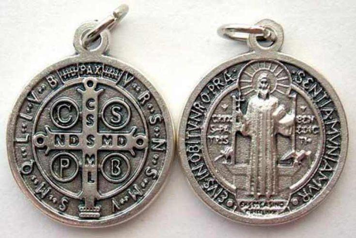 Santos protectores: San Benito y San Antonio abad   El Templo de la Luz Interior