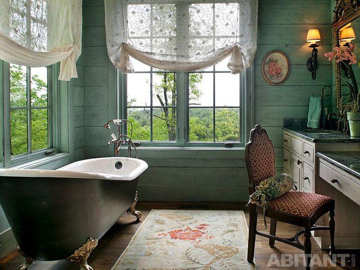 Классическая английская ванная