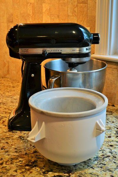 Salted Caramel, Pretzel & Nutella Ice Cream - The Kitchenthusiast