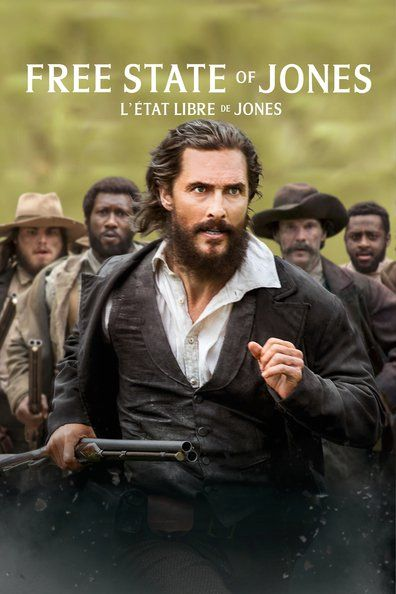 Free State of Jones (2016) Regarder FREE STATE OF JONES (2016) en ligne VF et VOSTFR. Synopsis: En pleine guerre de Sécession, Newton Knight, courageux fermier du Mississippi,...