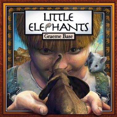 Little Elephants Graeme Base www.mybookcorner.com.au