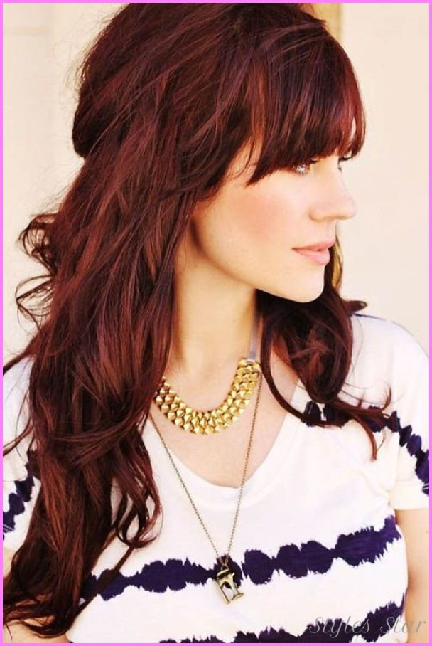 ideas about Brownish Red Hair on Pinterest   Red brown hair     Pinterest nice Dark brownish red hair color