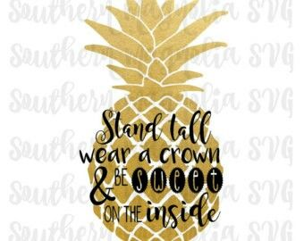 27 Best Pineapple Quotes Images On Pinterest Pine Apple Words And Graphics