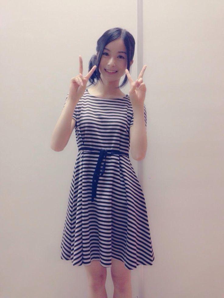 洋服が素敵な佐々木琴子さん