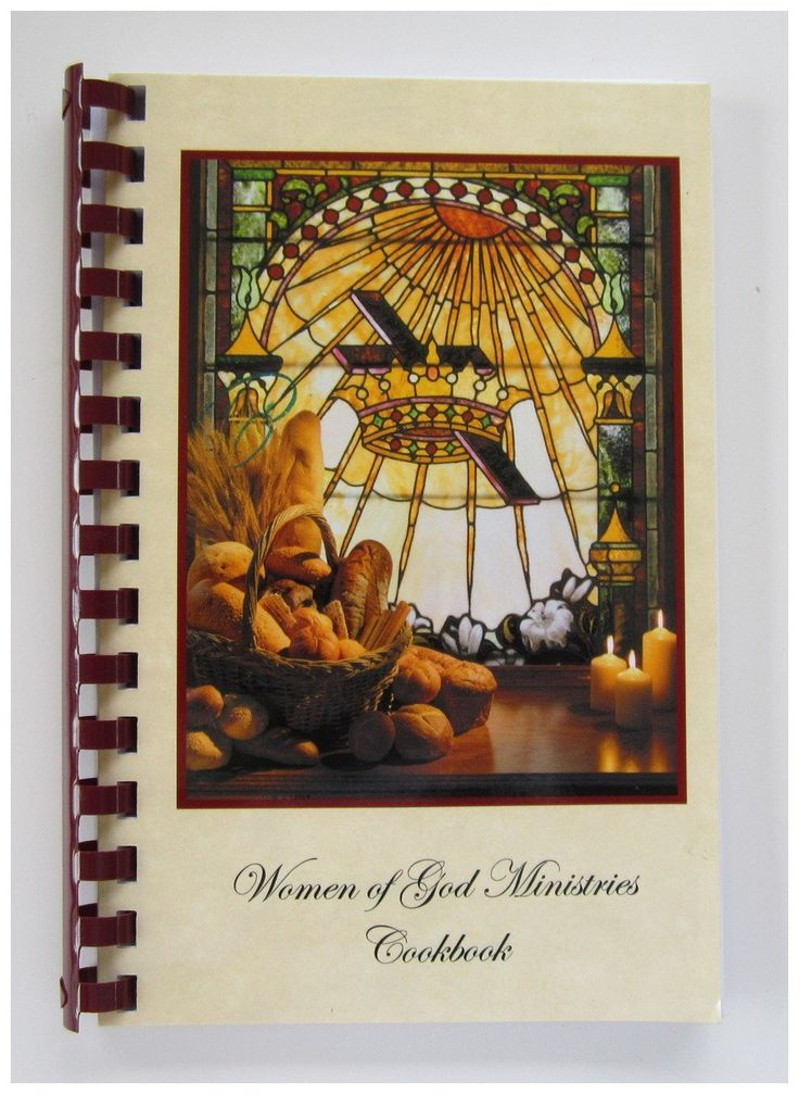 Women of God Ministries Cookbook Providence Place Church Gastonia North Carolina