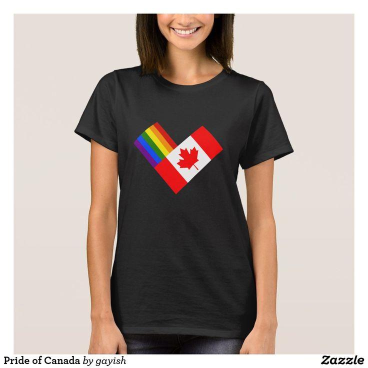 Pride of Canada.  #pride #gaypride #canada #canadian #flag