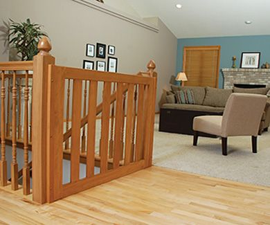 23 Best Images About Open Staircase To Basement On