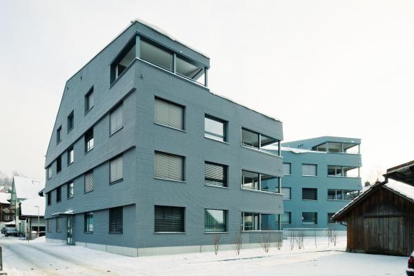 Wohnbauten Seestrasse, Oberägeri / ZG