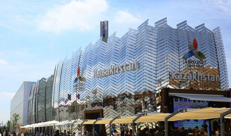 Expo 2015 - Milano - KAZAKHSTAN