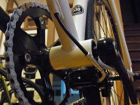 KandM CYCLE: ROCKBIKES 新型MELANCHOLY SIXTHブルホーンバー カスタム