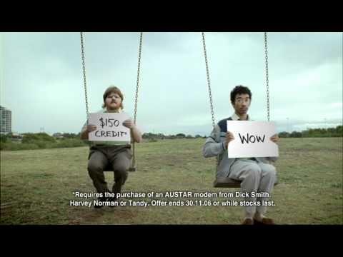 The third TVC in Austar's Hug-a-Geek campaign