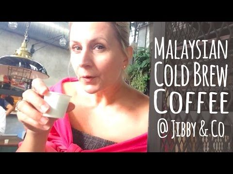 Malaysian Cold Brew Coffee by DEGAYO – Trying it @ Jibby & Co in Subang Jaya | Expat Angela