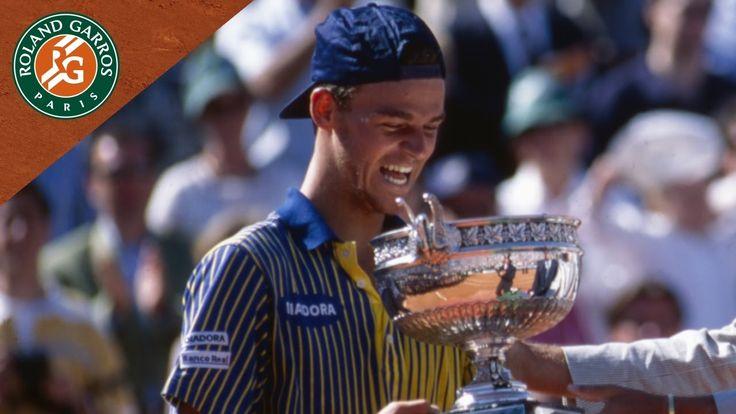 #atp #tennis #news  Gustavo Kuerten... Remembering 1997 Roland Garros