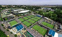 See the Calendar dates for the 2016 Wimbledon tennis tournament schedule. See exact timings & locations for day and night sessions.