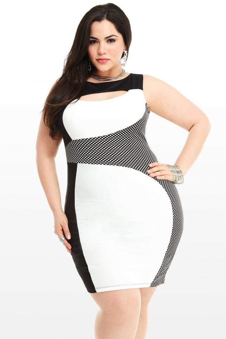 35 best Plus Size Dresses images on Pinterest
