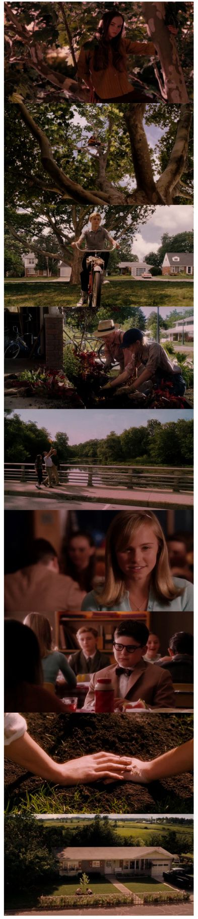 Flipped is a great movie anndddd book. My favorite for both :D