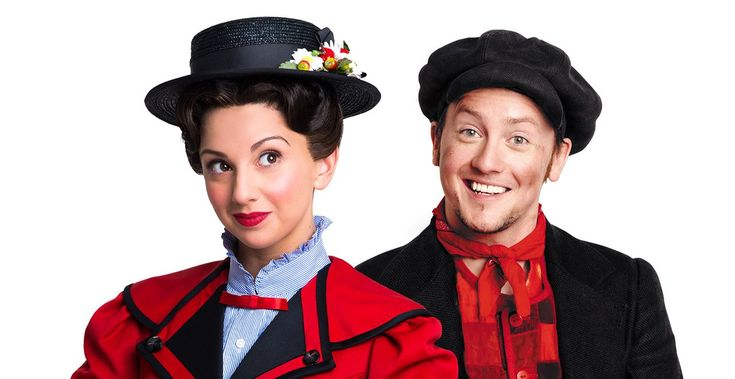 Related image  Mary Poppins   Theatre Royal  Theatre Royal1280 × 660Search by image  Zizi Strallen as Mary Poppins and Matt Lee as Bert