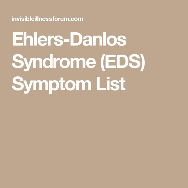 list of medical syndromes pdf