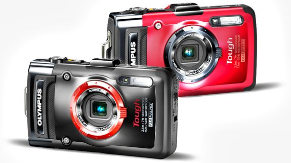 Olympus Point-and-Shoot Digital Cameras   BH inDepth