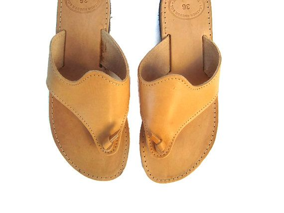 Sandales Grecques Greek Sandles Natural Sandals Greek by OhSoGreek