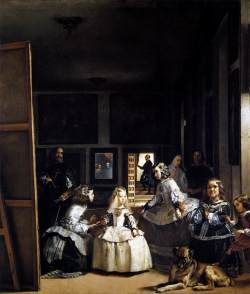 Diego Velazquez, Las Meninas/The Maids of Honor