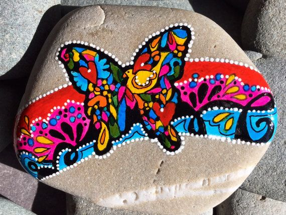 Hey, I found this really awesome Etsy listing at https://www.etsy.com/listing/265129815/kaleidoscope-dreams-painted-rocks