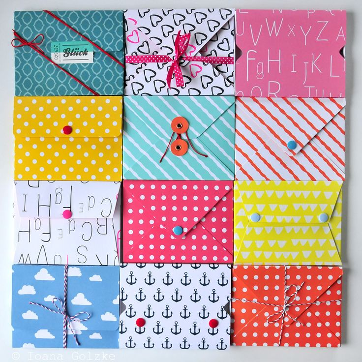 miss red fox - Postkarten Box - 12 Motive