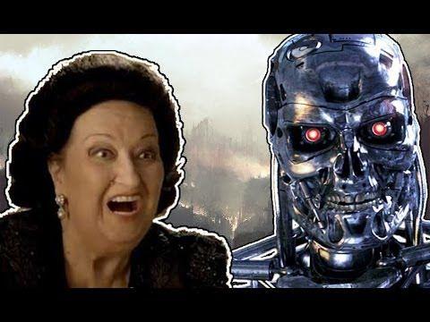 Anuncio Lotería de Navidad 2013 Edición Terminator