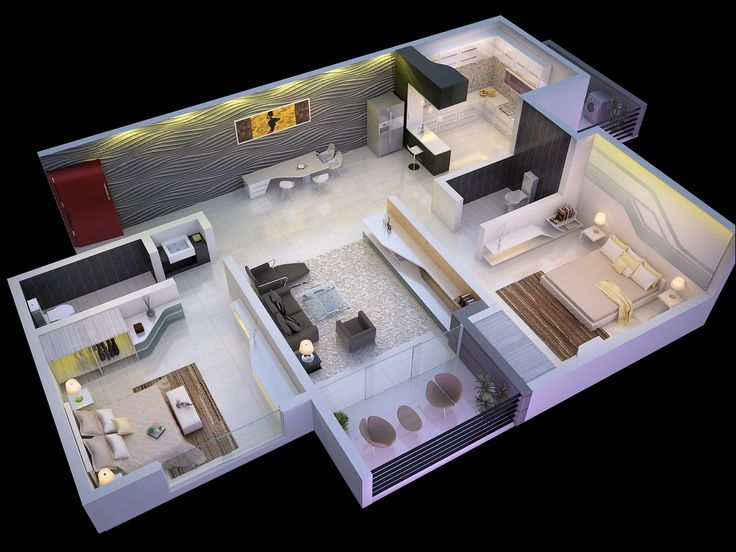 100 best floor plans and 3D models images on Pinterest | Floor plans  D Model House Designs on white house us models, art house models, black house models, tiny house models, small house models, school house models, apple house models, india house models, cardboard house models, metal house models, kerala house models, indian house models, architectural house models, doll house models, design house models, 2d house models, home models, beach house models, container house models, sketchup house models,