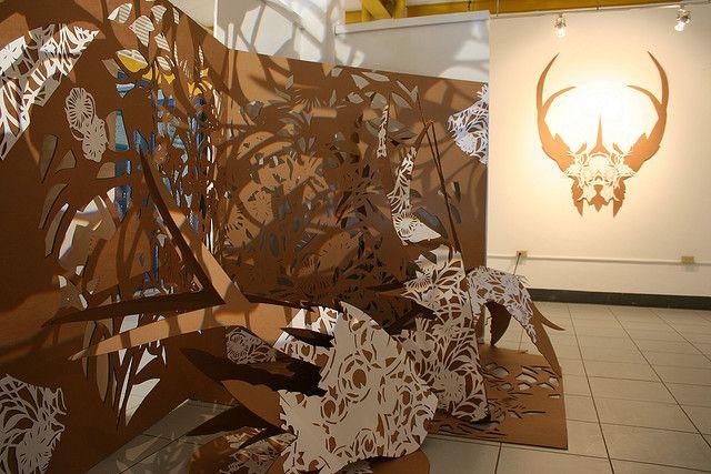 marlon griffiths show- CAG[e] Gallery2 by ART:Jamaica, via Flickr
