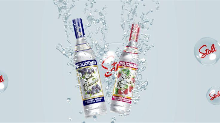 Stolichnaya Vodka//Ionart Studio