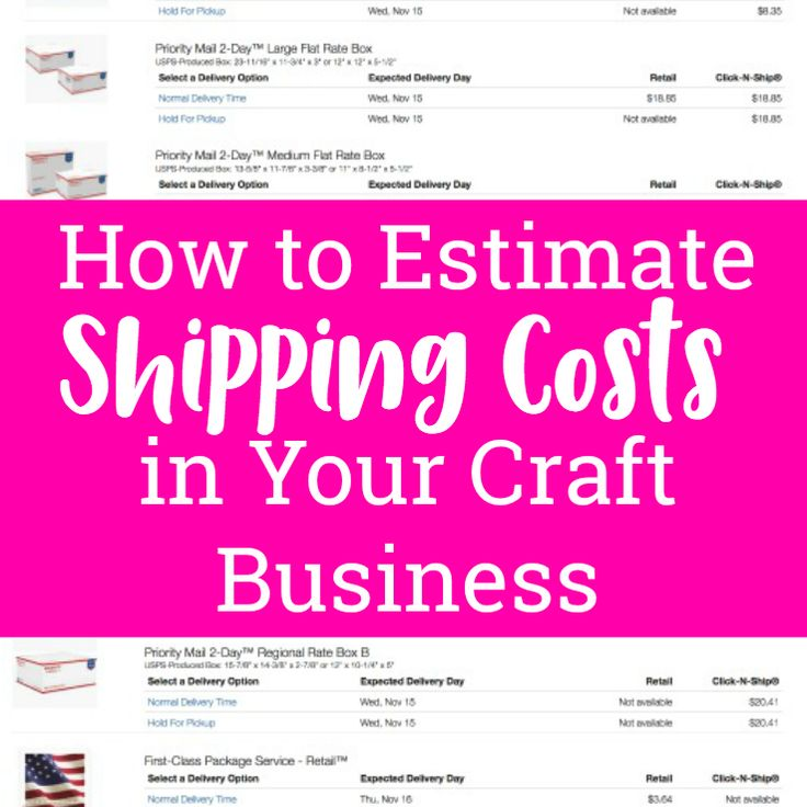 Learn how to provide accurate customer quotes for shipping through the United States Postal Service, USPS, Postage Price Calculator
