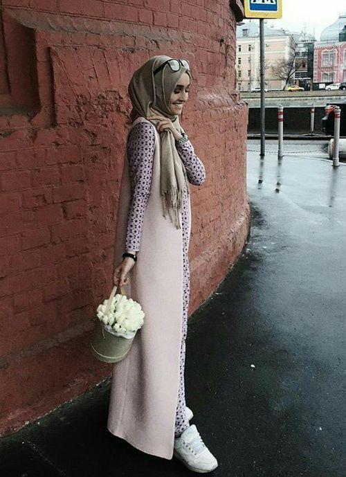 Image de fashion, hijab, and islam Hijab Fashion