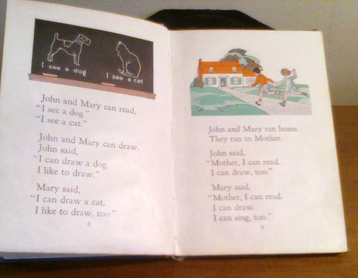 Mary and John Primer